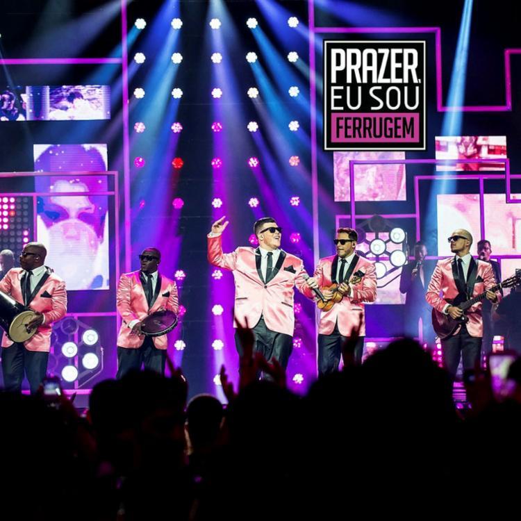 Artista lançará seu primeiro DVD com show na Arena Fonte Nova - Foto: Divulgação