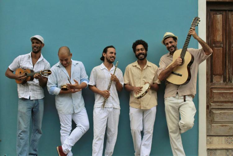 Grupo Botequim irá se apresentar no local nesta sexta-feira - Foto: Divulgação