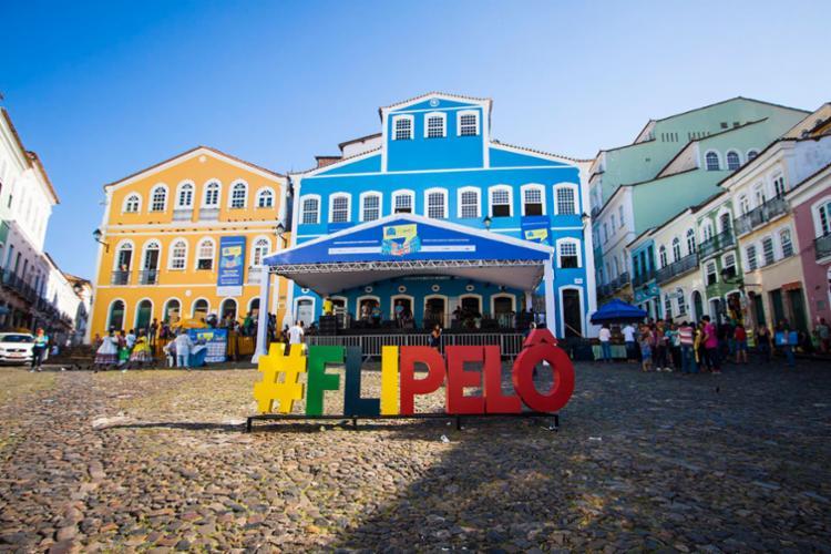Feira Literária Internacional do Pelourinho promove programação gratuita - Foto: Leto Carvalho   Divulgação