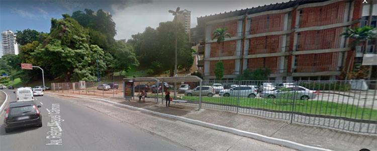 Ainda não se sabe a causa do acidente - Foto: Reprodução | Google Maps