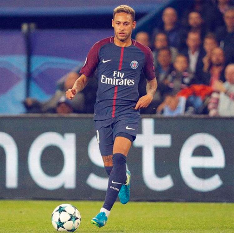 Neymar assinou um contrato de cinco anos com o PSG na última temporada - Foto: Reprodução | Instagram