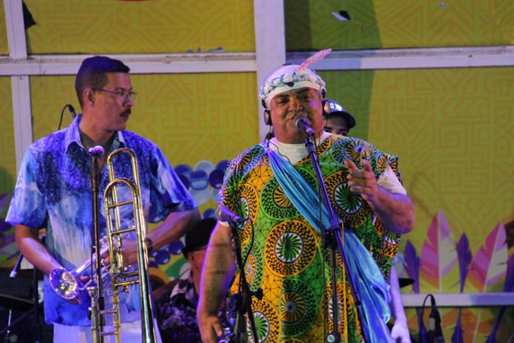 Gerônimo exibe um repertório que passeia por músicas de tradição cultural e religiosa da Bahia - Foto: Divulgação