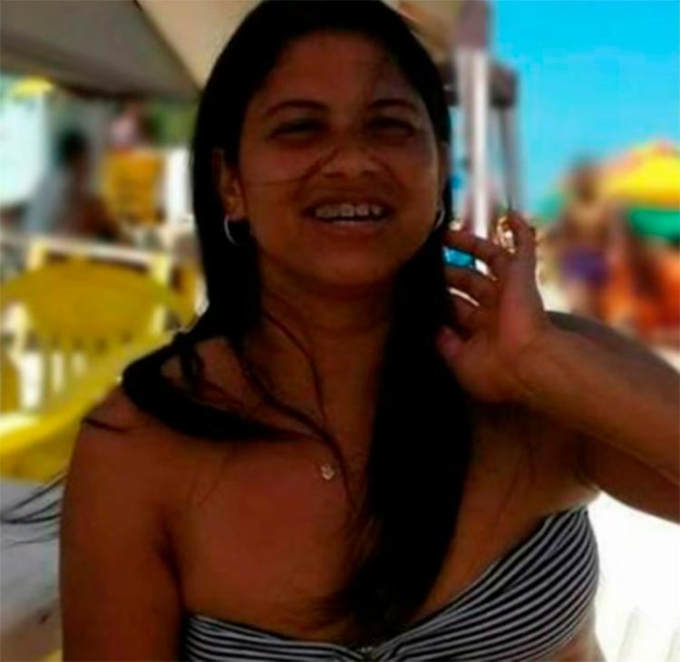 Tatiana morreu no local após ser baleada na avenida Washington Luís - Foto: Reprodução | Site Simões Filho Online