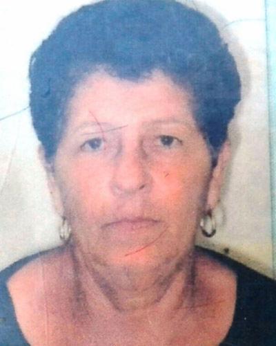 Marlene Rosa Araújo Queiroz, de 66 anos, morreu após ser atropelada