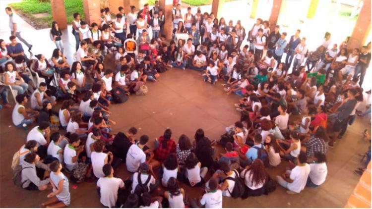 Estudantes se mobilizaram para impedir vistorias técnicas nos campus