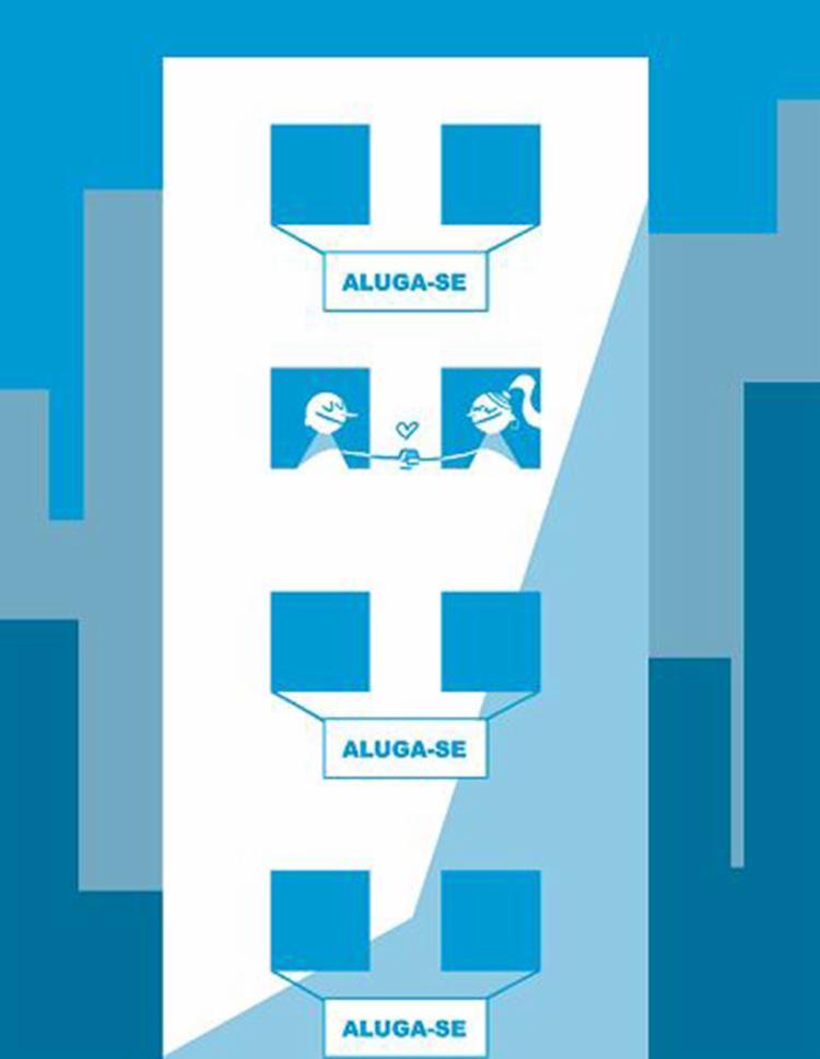Os preços que mais caíram foram os dos imóveis de dois quartos, justamente os mais procurados - Foto: Editoria de Arte A TARDE