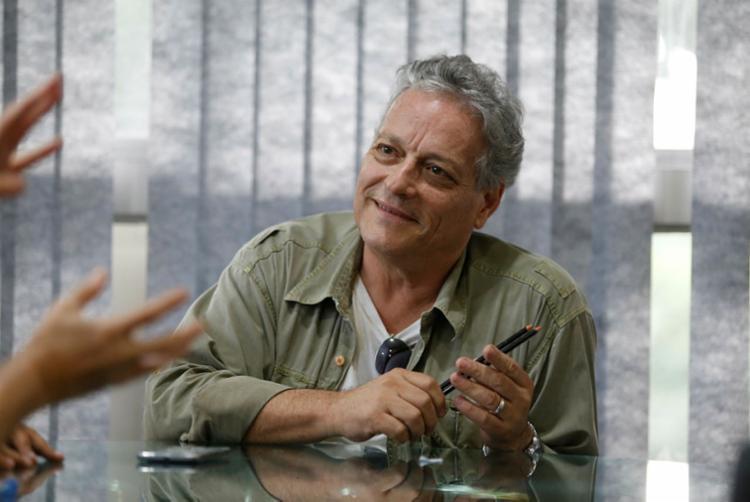 João Vicente: '64 não foi contra Jango. Foi contra o país' - Foto: Raul Spinassé   Ag. A TARDE