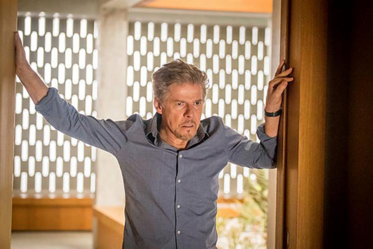 O ator estava em tratamento contra uma doença autoimune que pode ser fatal - Foto: Paulo Belote | Globo