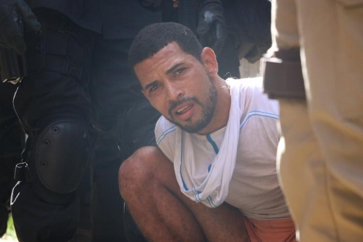 Joseanderson se rendeu depois de duas horas de negociação - Foto: Alberto Maraux | SSP-BA