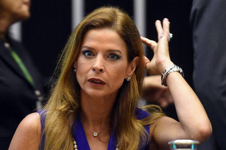 Acusada de evasão de divisas e lavagem de dinheiro, ela havia sido absolvida pelo juiz federal Sérgio Moro, em julgamento de primeira instância - Foto: Evaristo Sá | AFP
