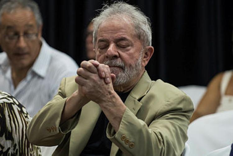 A candidatura de Lula deverá ser oficializada dia 15 de agosto - Foto: Nelson Almeida | Reprodução | AFP