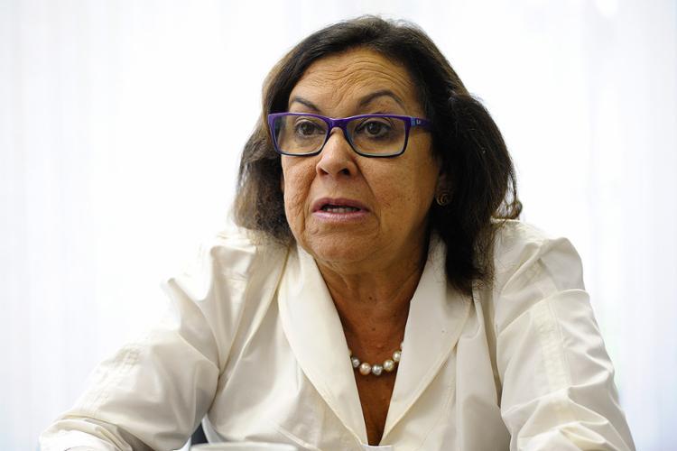 O partido descartou a hipótese de Lídice sair candidata avulsa ao Senado - Foto: Pedro França l Agência Senado