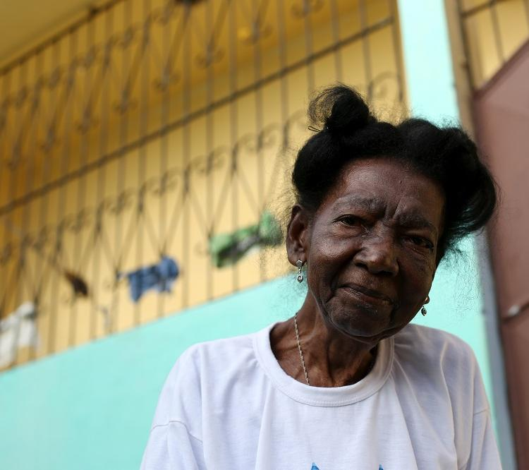 Rosilda dos Santos começou a trabalhar cedo, aos 7 anos, e só se aposentou aos 94