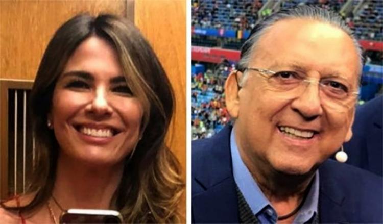 Vocalista dos Rolling Stones foi flagrado em jogo de Copa do Mundo e teve fama de 'pé-frio' lembrada - Foto: Reprodução l Instagram l @lucianagimenez e @galvaobueno