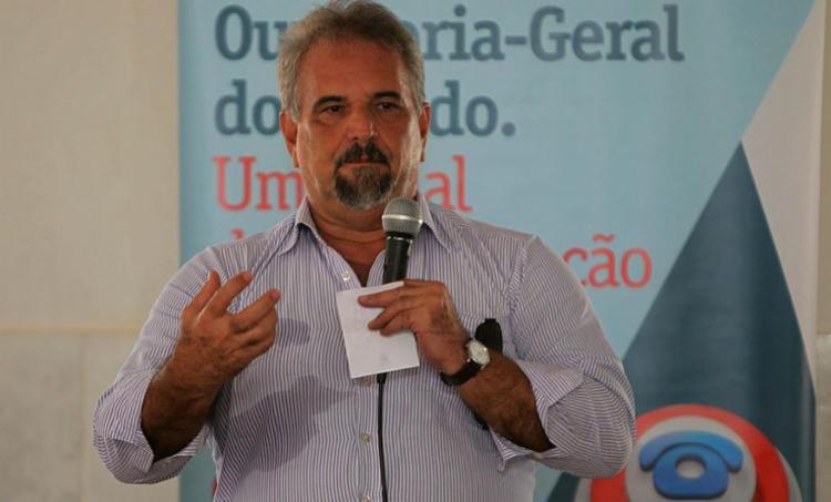 Marcelino Galo: 'A estratégia certa é Lula, Lula e Lula' - Foto: Elói Corrêa | Secom Governo