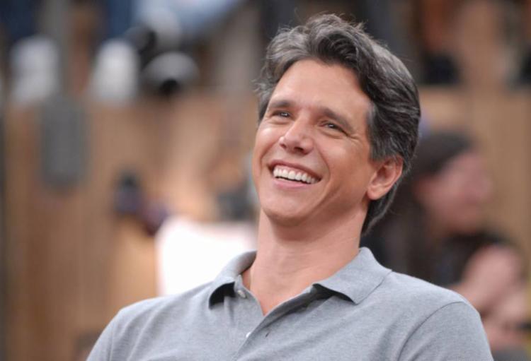 Garcia atuou na Record entre 2005 e 2008 - Foto: Divulgação   TV Globo