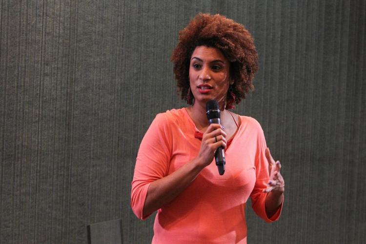 Marielle Franco foi assassinada a tiros no dia 14 de março - Foto: Guilherme Cunha l Alerj