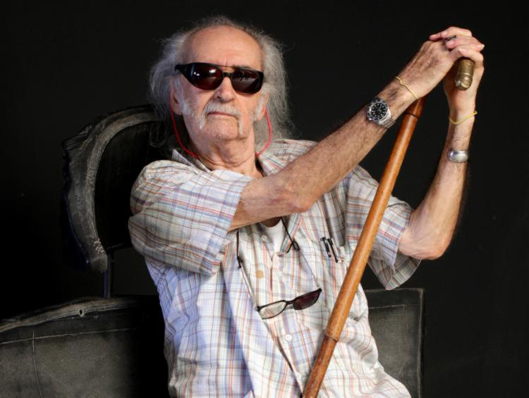 O artista plástico tem 95 anos - Foto: Divulgação