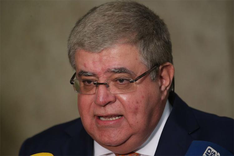 Ministro da Secretaria Geral do Governo foi a público para se defender das acusações - Foto: Fabio Rodrigues Pozzebom l Agência Brasil