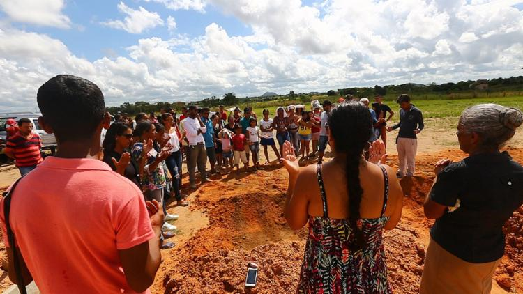 Massacre de Pau D'Arco, no Pará, ampliou número no estado - Foto: Sindicato dos Bancários do Pará l Divulgação l 26.5.2017