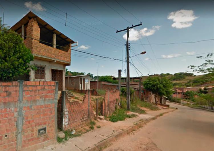 Crime aconteceu em 2010 na região de Simões filho conhecida como loteamento São Miguel - Foto: Reprodução | Google Maps