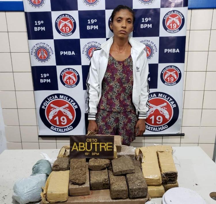 Denúncia anônima ajudou na localização de Laiana Eduardo Pereira - Foto: Divulgação | SSP