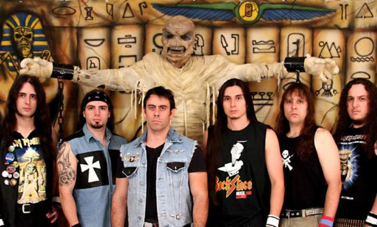Children Of The Beast é a banda cover oficial na América Latina - Foto: Divulgação