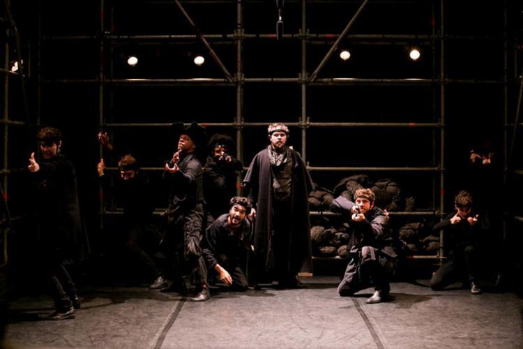 Com Caio Blat, espetáculo será apresentado para maiores de 18 anos no Teatro Castro Alves - Foto: Annelize Tozetto | Divulgação