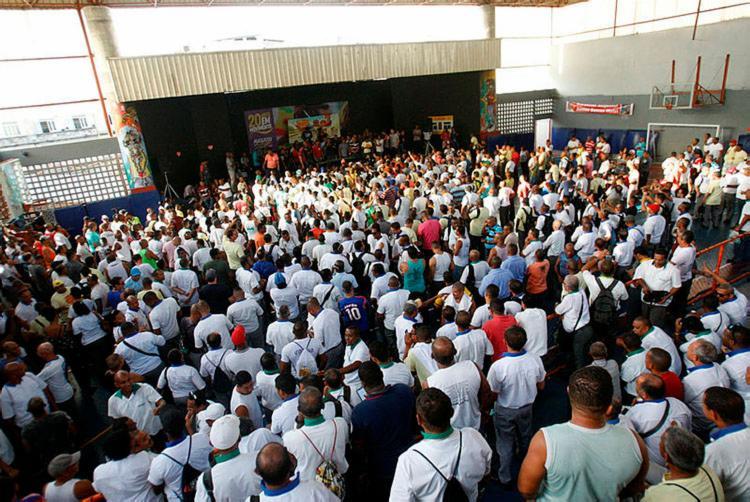 Categoria fará uma procissão que terá inicio na sede do sindicato - Foto: Luciano Carcará | Ag. A TARDE | 22.05.2018