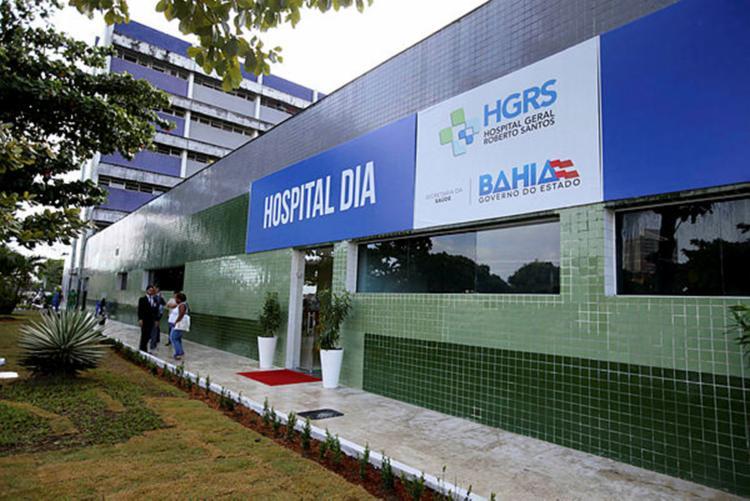 Cerca de 300 pacientes ficaram sem alimentação nesta manhã de sexta-feira - Foto: Carol Garcia   Reprodução   GOVBA