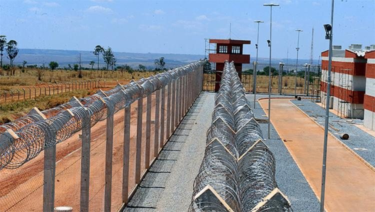 As interceptações também mostram criminosos planejando assassinato de agentes prisionais federais - Foto: Divulgação l Ministério da Justiça