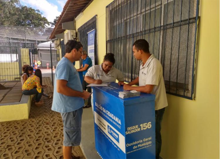 Nas quatro horas de atividades, ação atendeu cerca de 502 pessoas - Foto: Divulgação