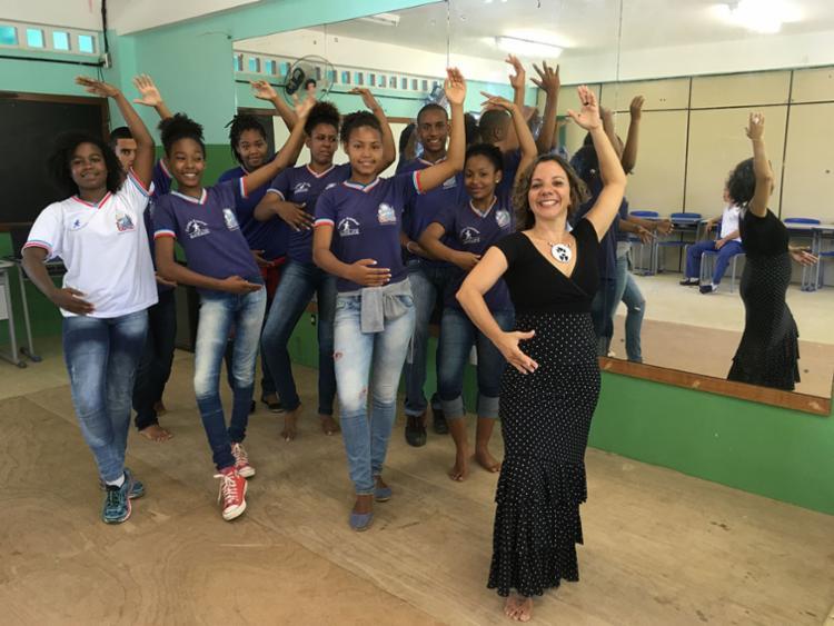 Curso técnico de dança está entre um dos 42 ofertados - Foto: Divulgação