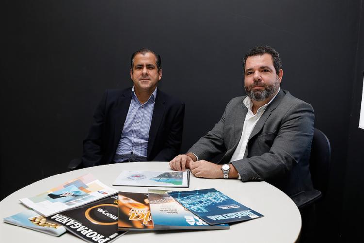 Márcio Tanure e Lucas Machado estão na coordenação do novo projeto especial - Foto: Luciano da Matta l Ag. A TARDE l 11.7.2018