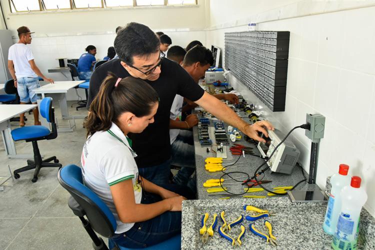 Para se inscrever, candidato deve ter concluído de forma gratuita o Ensino Médio - Foto: Divulgação | SEC/BA