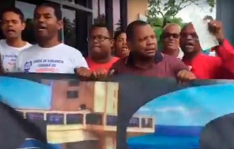 Líderes comunitários reclamam de fim de convênio entre a Coelba e a Caixa Econômico - Foto: Reprodução | YouTube