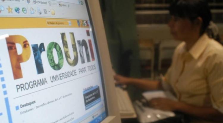A lista com a documentação necessária está na página do ProUni - Foto: Agência Brasil