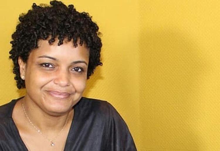 Marleide registrou boletim de ocorrência na delegacia dos Barris após ato racista - Foto: Reprodução   Facebook