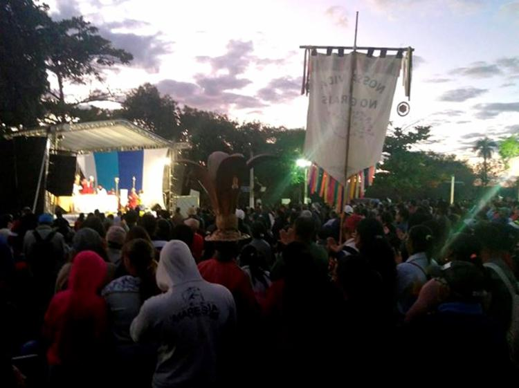 A Romaria do Senhor dos Aflitos é uma tradição que mobiliza devotos de toda a região há cerca de 300 anos - Foto: Mary Anne l Divulgação