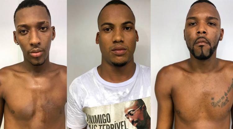 Gilvan (à esquerda) e Yuri (à direita) respondem em liberdade por tráfico de drogas - Foto: Divulgação | SSP-BA