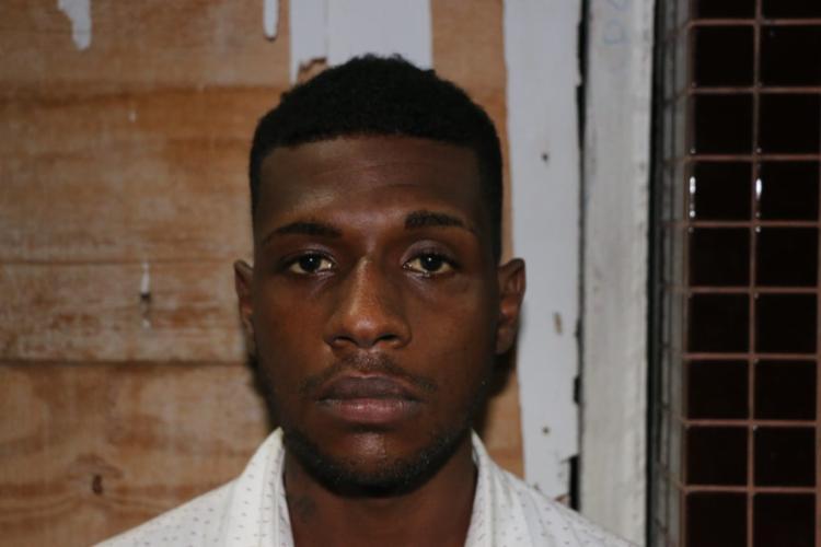 Terceiro assaltante foi Joanderson Ramos dos Santos | Foto: Alberto Maraux | SSP-BA