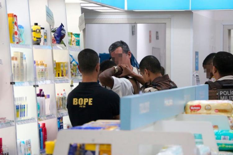 Crime aconteceu por volta das 23h30 e vítimas foram soltas uma hora depois - Foto: Alberto Maraux   Divulgação   SSP-BA