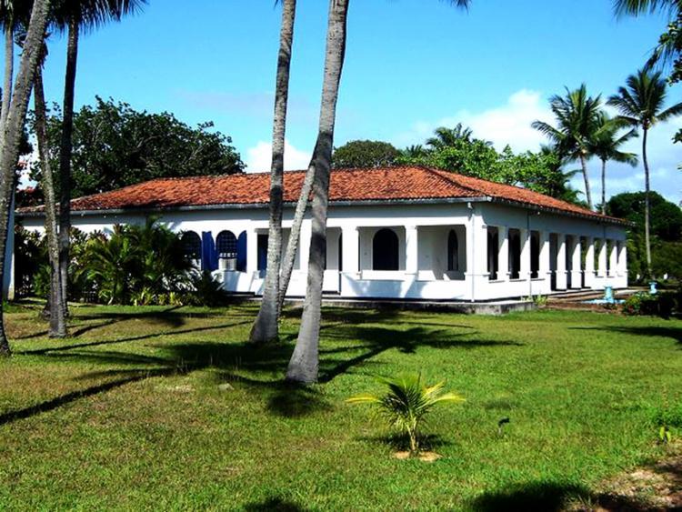 Sede do Sacatar onde ficam hospedados os artistas - Foto: Taylor Van Horne l Divulgação