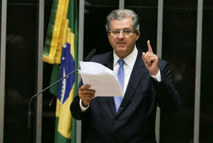 Jutahy diz que tem estofo político e Lázaro nem tanto - Foto: Marcelo Camargo | Agência Brasil