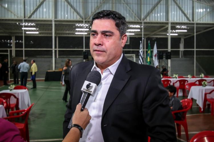 Sérgio Sette Câmara ficou indignado com a arbitragem - Foto: Bruno Cantini | Atlético-MG | Divulgação