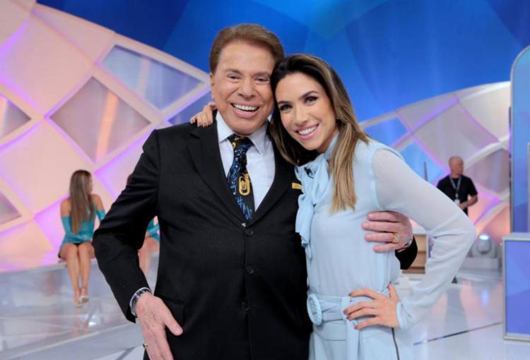 Silvio retornou neste domingo, 15, após se recuperar de uma gripe - Foto: Lourival Ribeiro | Divulgação | SBT