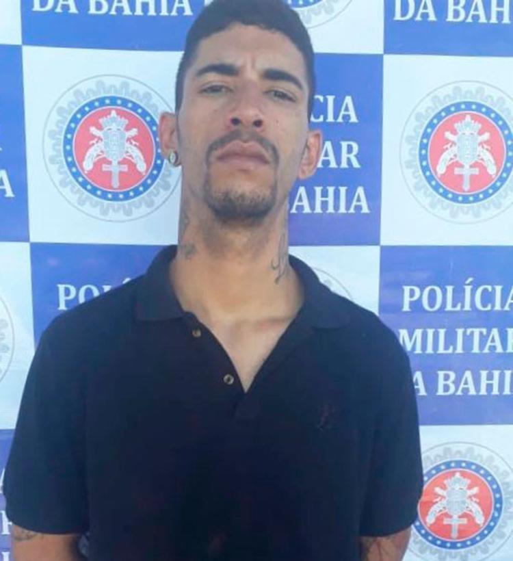 Rafael foi encaminhado para a Delegacia Territorial de Paulo Afonso - Foto: Divulgação   SSP