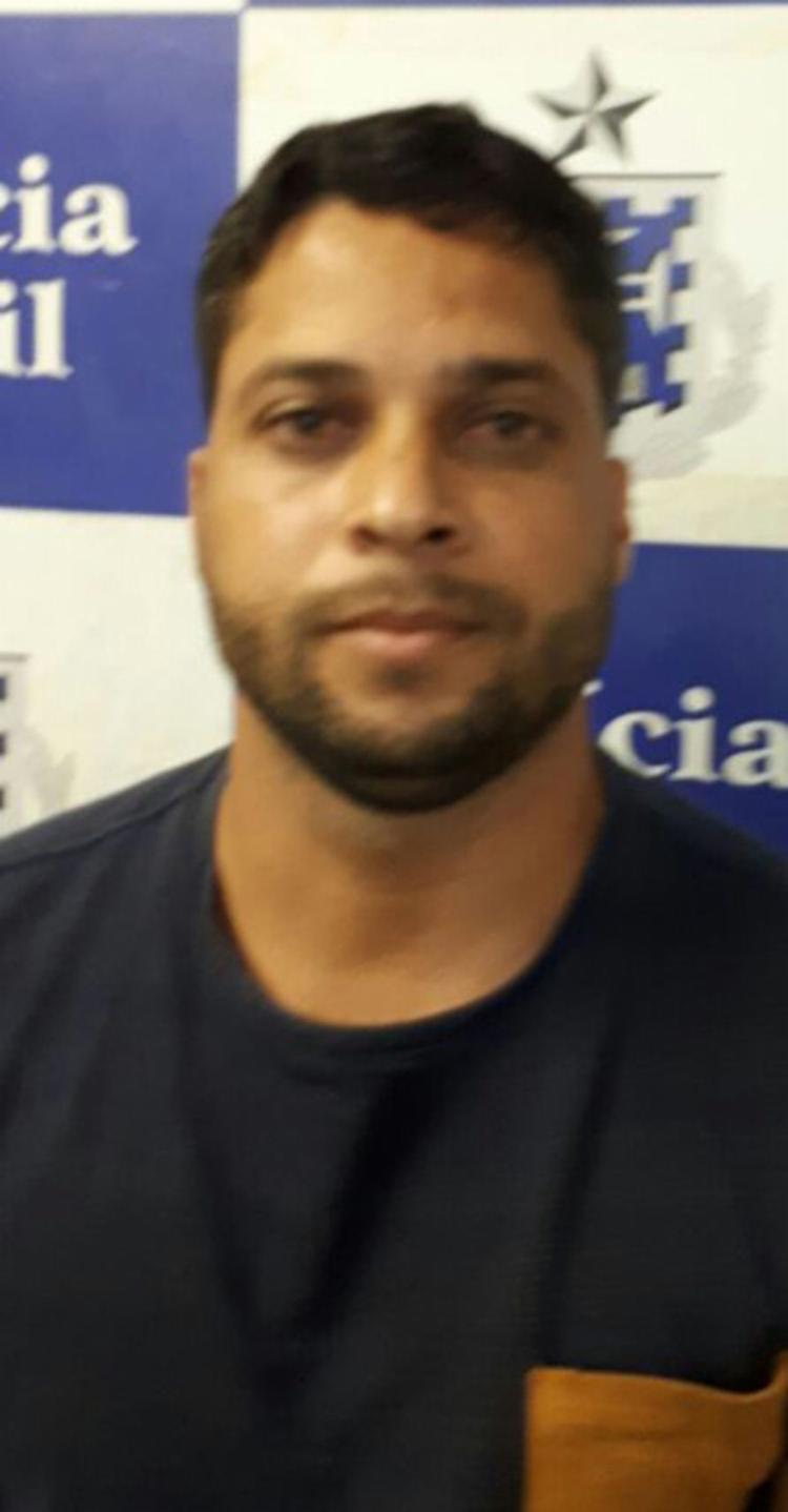 Saneson é investigado pela polícia desde 2016 - Foto: Divulgação | SSP-BA