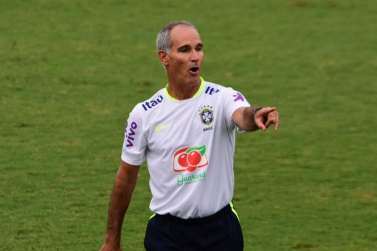 Carlos Amadeu passou pelo Vitória na mesma categoria, onde conquistou diversos títulos - Foto: Divulgação