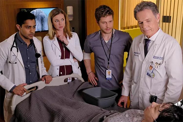 Os erros médicos cometidos dentro de um grande hospital são o tema principal de The Resident - Foto: Guy D'Alema l FOX